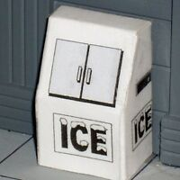 Custom Made Ice Machine for Plasticville Lionel 027
