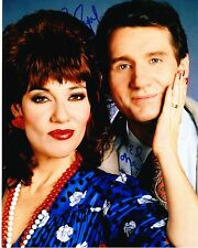 ED O'NEILL KATEY SAGAL SIGNED 8X10 PHOTO AL PEGGY BUNDY MARRIED WITH CHILDREN
