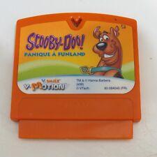 Jeu V.Smile V.Motion Scooby-Doo Panique a Funland