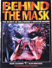 Morris Costumes New 127 Pages Behind The Mask Exorcist Magic Book. RB125