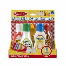 Melissa & Doug Favorite Condiments Play Food Set #4317