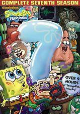 SpongeBob SquarePants Complete 7th Seventh Season 7 Seven DVD Series Nickelodeon