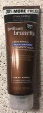 John Frieda Brilliant Brunette Shine Release Conditioner 11 oz Buying  2 pack