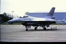 2/4 General Dynamics F-16 Royal Norwegian Air Force 275 Slide