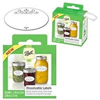 Ball Dissolvable Labels - (Set Of 60) (by Jarden Home Brands) (2, Regular)