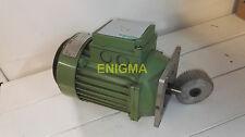 moteur mt71b14f85-2 abb 2700r/min 0.75kw 50HZ 380v 220v