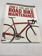 Zinn & The Art Of Roadbike Maintence 2nd Edition Manual.