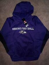 (2019-2020) Baltimore Ravens nfl ($48) Jersey Sweatshirt YOUTH KIDS BOYS (xl)