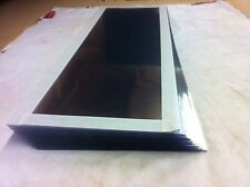 10 X Sand Shot blasting cabinet visors Screens 600mm X 300 Mm Untaped