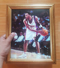 SHAWN MARION 00-01 TOPPS RESERVE CANVAS 8X10 LARGE AUTO RARE