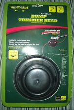 Weed Warrior Universal Bump Trimmer Head Trimming 20 Feet of Line Preloaded NEW