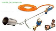 CFH Anwärmbrenner Aufwärm- und Abflammgerät ST 1000 als Set mit DR 113 + SB 118