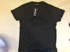 Lonsdale Slash Neck T-Shirt Extra Small - Free Shipping in USA!
