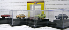 Oxford Rail OR148CPK001 Carflat Car Pack - 1960s Cars (Pk4) N Gauge