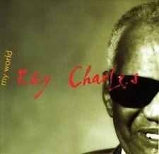 My World by Ray Charles (CD, Feb-1993, Warner Bros.)