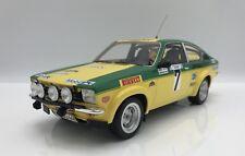 Opel Kadett C GT/E  #7 Rallye DM Rallye Hessen 1976 Smolej/Geistdörfer 1:18 BOS