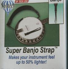 Neotech Super Banjo Strap, w/ Quick-Release Ends, 5701002