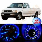 Instrument Cluster Light Bulb Blue Led Combination Fit 1999-2004 Ford F-150