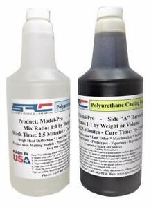 Model-Pro Polyurethane Casting Resin Liquid Plastic For Making Models And Crafts