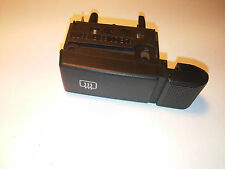 Original Audi Coupe quattro, 90 B2 rear window heating defogger switch