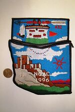 OA WIPALA WIKI 432 GRAND CANYON 2-PATCH KACHINA ARIZONA SHAPE NOAC 1996 FLAP