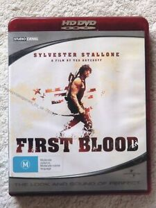 76159 HD DVD - Rambo First Blood  1982  8247782A