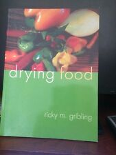 Drying Food by Ricky M. Gribling (Paperback, 1997)