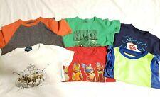 Boys Lot of Shirts Ralph Lauren , Cat & Jack & More! Boys Size 6/7