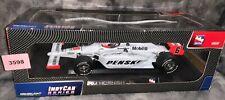Sam Hornish SIGNED AUTOGRAPHED CART IRL Indycar 1:18 Greenlight Penske (3598)