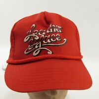 Leather & Lace Strip Club Hat Ball Cap Adjustable Gentlemen's Snapback Trucker