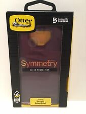 Otterbox Symmetry Series Case For Samsung Galaxy Note9 Bloom/Lavender. New