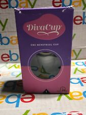 NEW Divacup Model 1 One Menstrual Cup Wear Up To 12 Hrs