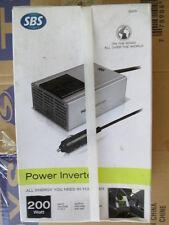 SBS GI200 Power Inverter 200 Watt