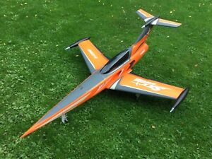 Radio Controled Aeroplane Hobbyking Skysword Edf Jet