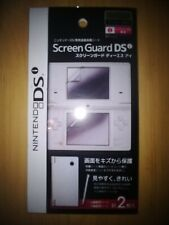 NEW Screen Guard DSi LCD Screen Protector for Nintendo DSi System