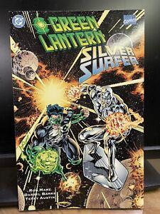 Green Lantern / Silver Surfer: Unholy Alliances (DC / Marvel 1995)