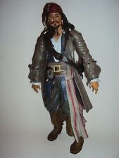 15 Inch Talking Jack Sparrow Pirates of the Caribbean Figure Disney Dead Mans Ch