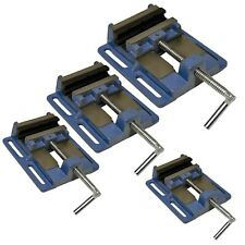 Güde Maschinenschraubstock Schraubstock zu Tischbohrmaschine Ständerbohrmaschine