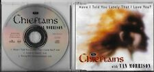 CD 3T THE CHIEFTAINS WITH VAN MORRISON HAVE I TOLD YOU LATELY THAT I LOVE YOU 95