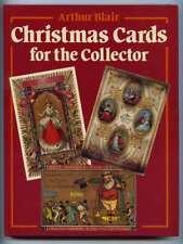Christmas Cards for the Collector Arthur Blair 1986 Hardcover 1st ed