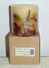Longaberger Botanical Fields Inclusion Candle.