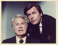 Robert Wagner Eddie Albert Switch CBS--TV 7x9 Original photo U1499