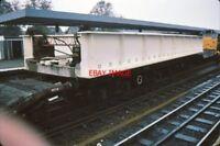 PHOTO  BOTLEY ROAD BRIDGE SIGNAL BOX 1979 V7
