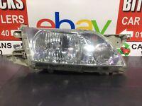 Mazda Premacy Gsi Headlight/headlamp (driver Side) Hatchback 5 Door 1999-2005
