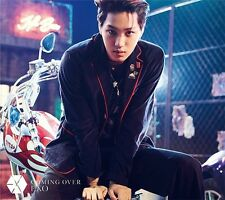 New EXO Coming Over First Limited Edition KAI Ver. CD Photo book Card Japan F/S