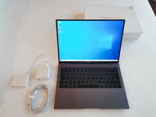 Huawei MateBook X Pro 13,9 512GB SSD Intel i7-8550U 1.8GHz 16GB Laptop Notebook