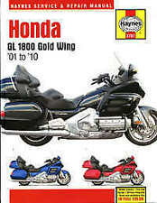 Honda Motorcycle Repair Manuals & Literature 2002