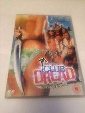 Club Dread (DVD, 2004, Uncut Version) region 2 uk dvd