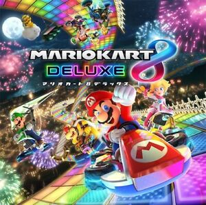Mario Kart 8 Deluxe - Jeu Nintendo Switch - Lire description