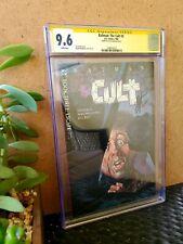 Batman The Cult #3, CGC Signed Jim Starlin, D.C. Comics